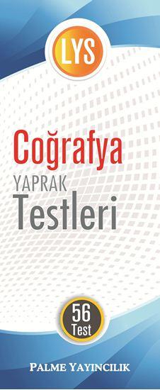 resm LYS COĞRAFYA YAPRAK TEST ( 56 TEST )
