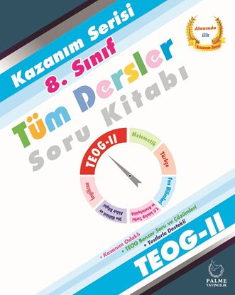 Resim TEOG-2 SORU KİTABI KAZANIM SERİSİ