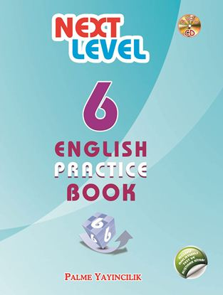 Resim NEXT LEVEL 6 ENGLISH PRACTICE BOOK