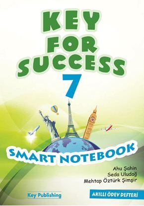 Resim KEY FOR SUCCESS 7 SMART NOTEBOOK