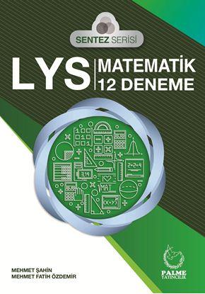 Resim SENTEZ SERİSİ LYS MATEMATİK 12 DENEME