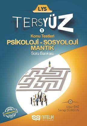 Resim LYS TERSYÜZ PSİKOLOJİ-SOSYOLOJİ-MANTIK SORU BANKASI ( NİTELİK )