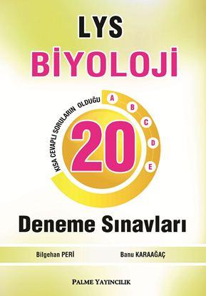 Resim LYS BİYOLOJİ 20 DENEME SINAVLARI