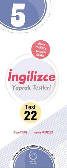 resm 5.SINIF İNGİLİZCE YAPRAK TEST ( 22 TEST )
