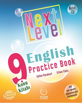 Resim 9.SINIF NEXT LEVEL ENGLISH PRACTICE BOOK KONU KİTABI