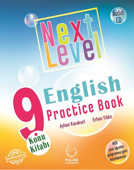 resm 9.SINIF NEXT LEVEL ENGLISH PRACTICE BOOK KONU KİTABI