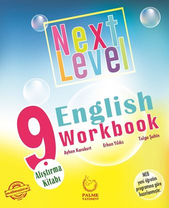 Resim 9.SINIF NEXT LEVEL ENGLISH WORKBOOK ALIŞTIRMA KİTABI