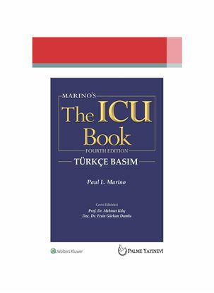 Resim THE ICU BOOK FOURTH EDITION TÜRKÇE BASIM