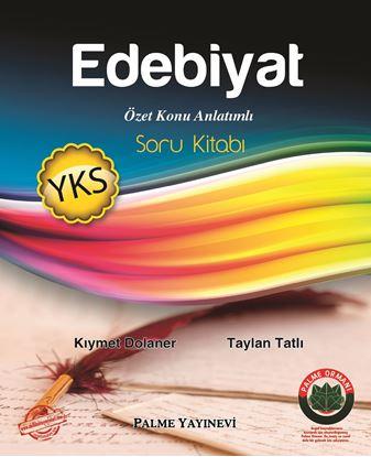 Resim YKS Edebiyat Soru Kitabı