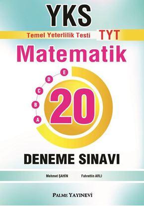 Resim YKS TYT MATEMATİK 20 DENEME (1.OTURUM)