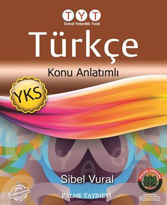 Resim YKS- TYT Türkçe Konu Kitabı