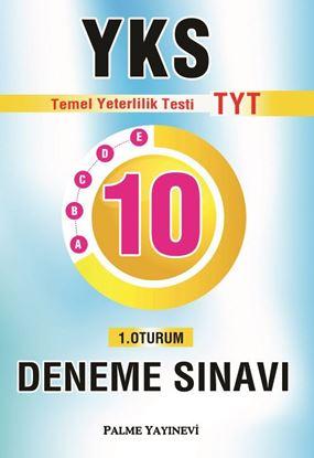 Resim YKS TYT 10 DENEME (1.OTURUM)