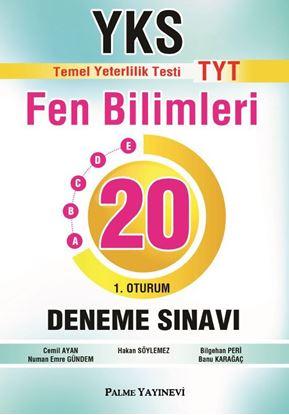 Resim YKS TYT FEN BİLİMLERİ 20 DENEME (1.OTURUM)