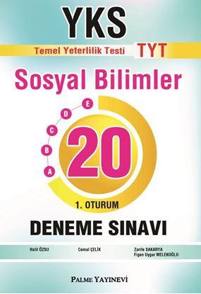 Resim YKS TYT SOSYAL BİLİMLER 15 DENEME (1.OTURUM)
