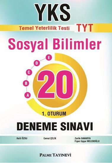 resm YKS TYT SOSYAL BİLİMLER 15 DENEME (1.OTURUM)