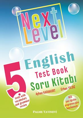 Resim 5.SINIF NEXT LEVEL ENGLISH TEST BOOK SORU KİTABI