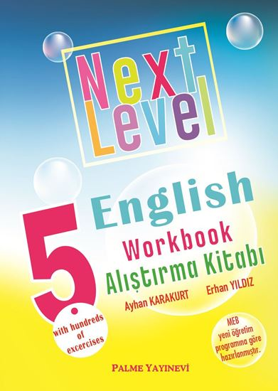 resm 5.SINIF NEXT LEVEL ENGLISH WORKBOOK ALIŞTIRMA KİTABI