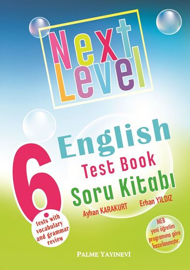 resm 6.SINIF NEXT LEVEL ENGLISH TEST BOOK SORU KİTABI