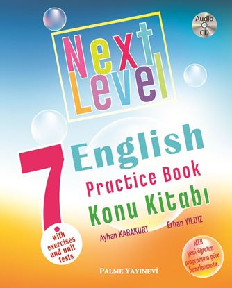 Resim 7.SINIF NEXT LEVEL ENGLISH PRACTICE BOOK KONU KİTABI