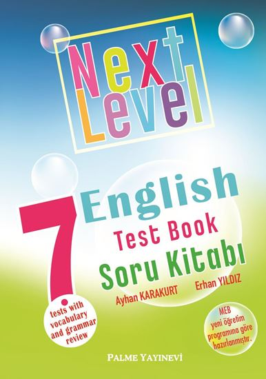 resm 7.SINIF NEXT LEVEL ENGLISH TEST BOOK SORU KİTABI