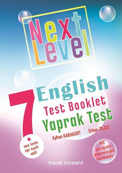 resm 7.SINIF NEXT LEVEL ENGLISH TEST BOOKLET YAPRAK TEST