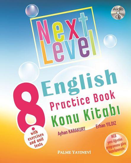 resm 8.SINIF NEXT LEVEL ENGLISH PRACTICE BOOK KONU KİTABI