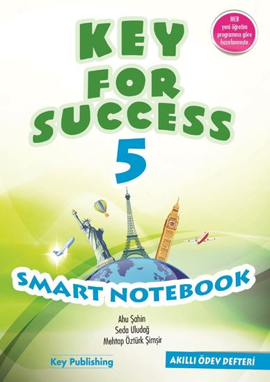 resm KEY FOR SUCCESS 5 SMART NOTEBOOK