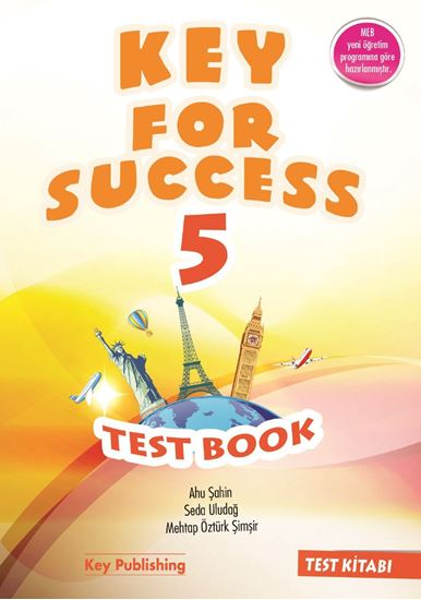 resm KEY FOR SUCCESS 5 TEST BOOK