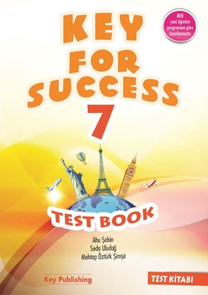 Resim KEY FOR SUCCESS 7 TEST BOOK
