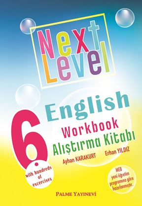 Resim 6.SINIF NEXT LEVEL ENGLISH WORKBOOK ALIŞTIRMA KİTABI