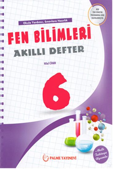 resm 6.SINIF FEN BİLİMLERİ AKILLI DEFTER
