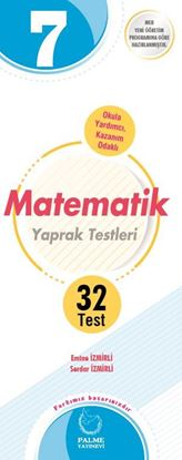 Resim 7.SINIF MATEMATİK YAPRAK TEST ( 32 TEST )