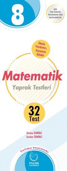 resm 8.SINIF MATEMATİK YAPRAK TEST ( 32 TEST )