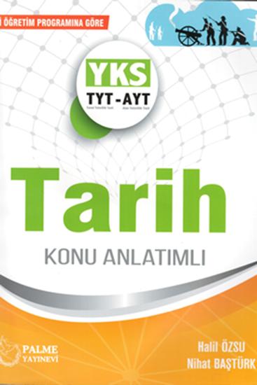 resm YKS TYT-AYT TARİH KONU ANLATIMLI