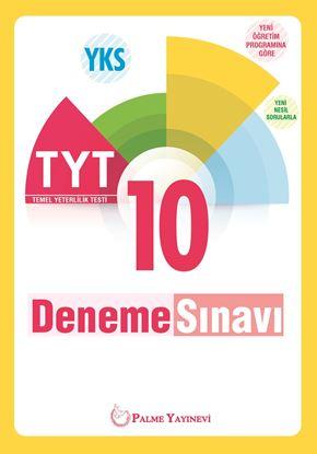 Resim YKS TYT 10 DENEME SINAVI