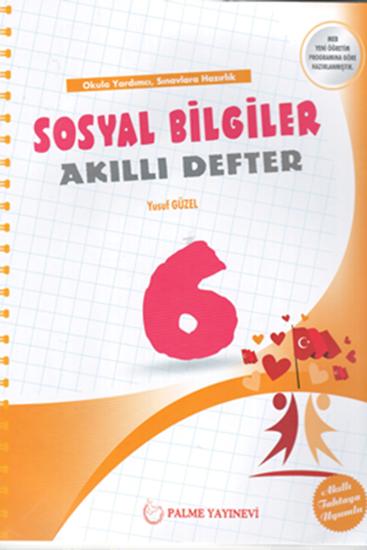 resm 6.SINIF SOSYAL BİLGİLER AKILLI DEFTER