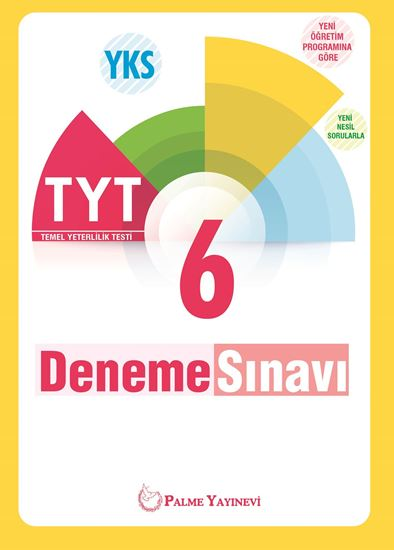 resm YKS TYT 6 DENEME SINAVI