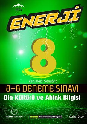Resim 8.SINIF ENERJİ DİN KÜLTÜRÜ VE AHLAK BİLGİSİ 8+8 DENEME