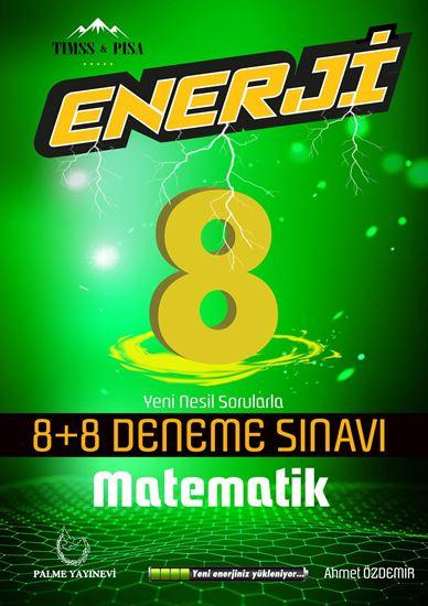 resm 8.SINIF ENERJİ MATEMATİK 8+8 DENEME