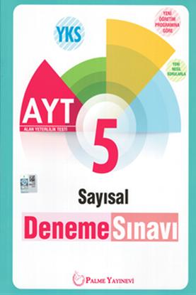 Resim YKS AYT SAYISAL 5 DENEME SINAVI