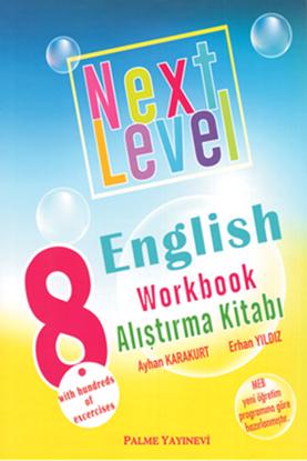Resim 8.SINIF NEXT LEVEL ENGLISH WORKBOOK ALIŞTIRMA KİTABI