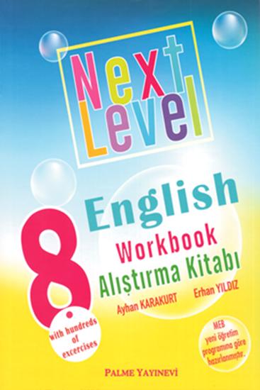resm 8.SINIF NEXT LEVEL ENGLISH WORKBOOK ALIŞTIRMA KİTABI