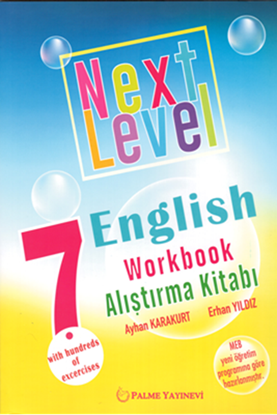 Resim 7.SINIF NEXT LEVEL ENGLISH WORKBOOK ALIŞTIRMA KİTABI