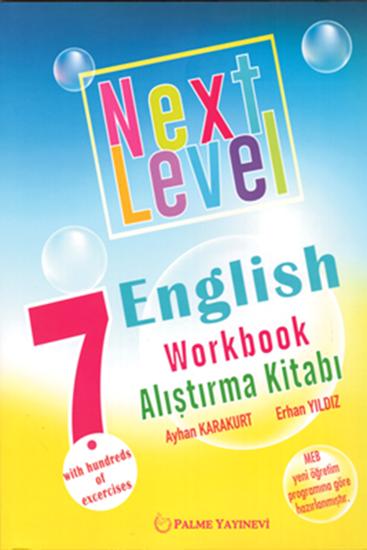 resm 7.SINIF NEXT LEVEL ENGLISH WORKBOOK ALIŞTIRMA KİTABI
