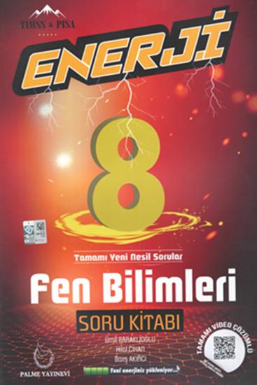 resm 8.SINIF ENERJİ FEN BİLİMLERİ SORU KİTABI