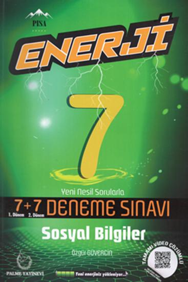 resm 7.SINIF ENERJİ SOSYAL BİLGİLER 7+7 DENEME SINAVI