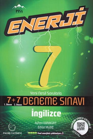 resm 7.SINIF ENERJİ İNGİLİZCE 7+7 DENEME SINAVI