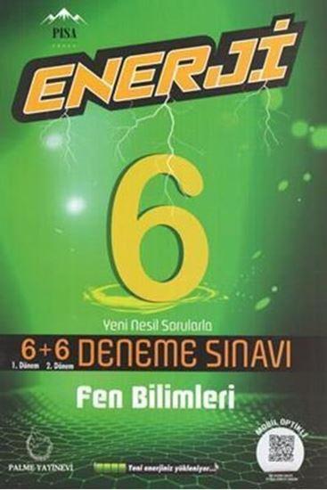 resm 6.Sınıf Enerji Fen Bilimleri 6+6 Deneme Sınavı