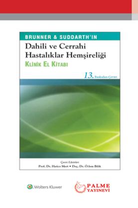 Resim Dahili ve Cerrahi Hastalıklar Hemşireliği Klinik El Kitabı