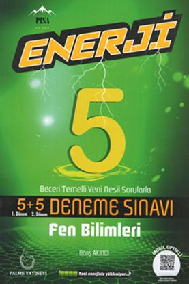 Resim 5.Sınıf Enerji Fen Bilimleri 5+5 Deneme Sınavı